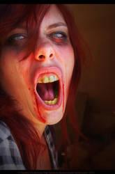 Zombie II by Pandora-Desdemona