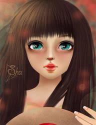 Sha by Pandora-Desdemona