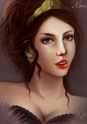 Mara by Pandora-Desdemona