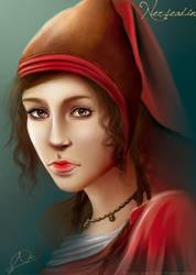 Nerseadin by Pandora-Desdemona
