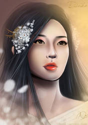 Etsuko by Pandora-Desdemona