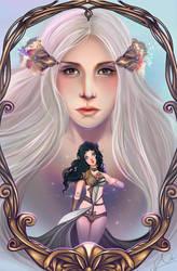 Creator of dreams by Pandora-Desdemona