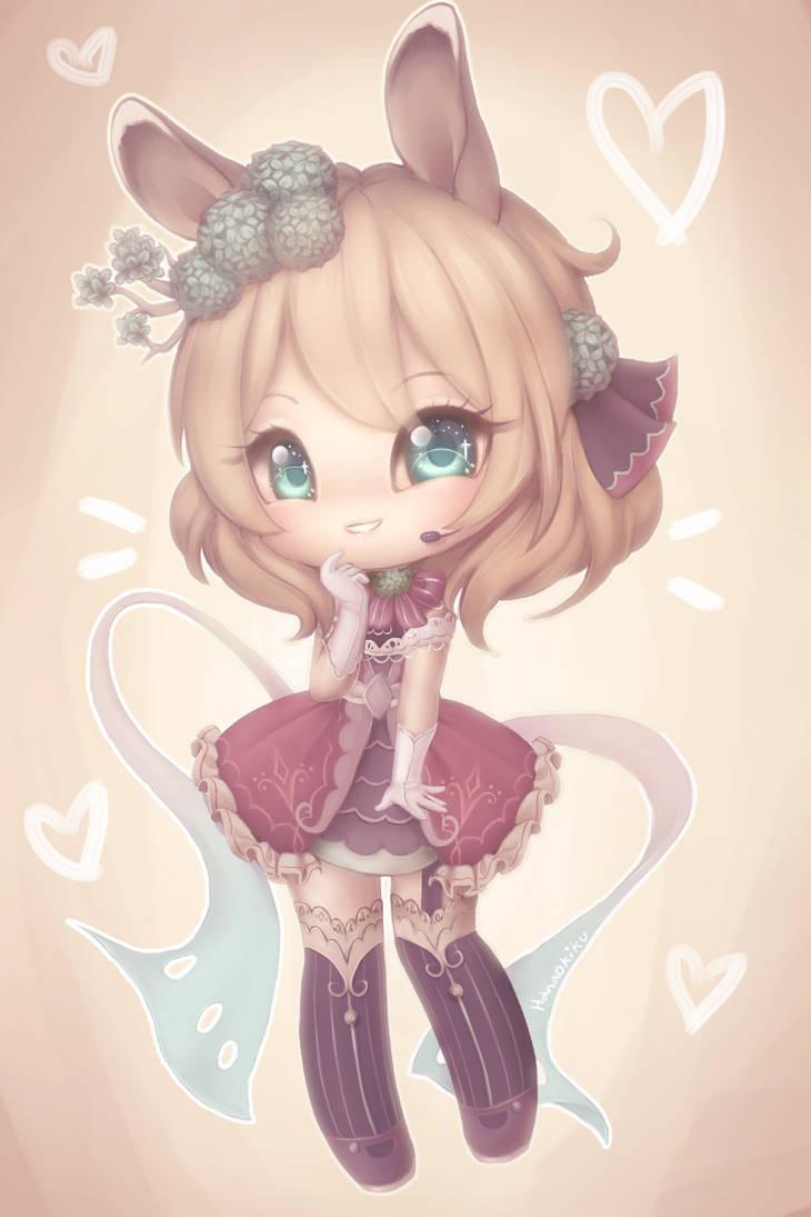 Bunny Hearts by HanaoKiku