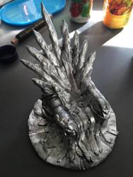 The Iron Throne by Kharmald27