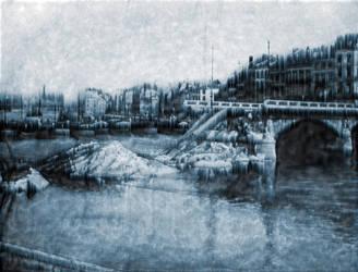 Frozen Bridge by Spitfire666xXxXx