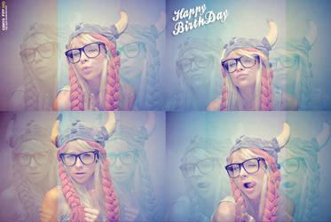 Happy BirthDay by PYFF