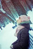 Snow rain by PYFF