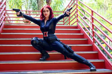 Black Widow Cosplay by NecroticSniper