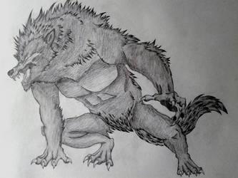werewolf by Glaurich