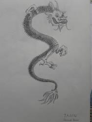 Dragon by Glaurich