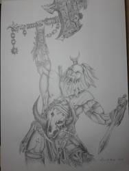 Diablo 3 by Glaurich