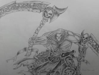 Darksiders 2 by Glaurich
