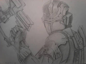 Dead Space 3 by Glaurich