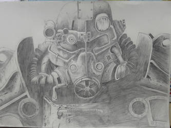 Fallout 3 by Glaurich