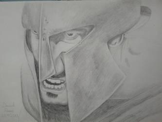 Leonidas by Glaurich