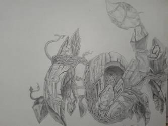 Ancient Skarner by Glaurich