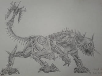 Ravage by Glaurich