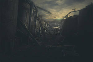 After Earth by A7md3mad