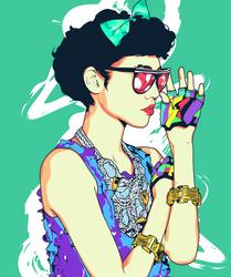 technicolor lover by deftbeat