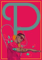 Skate Boy P by deftbeat