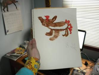 Vupix drawing by Flynnster-4590