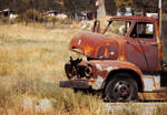 Abandoned Ford by FirstLightStudios
