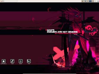 FreeBSD - Xfce4 - 02 by pioupioum