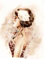 Swan by Elizabeth-H