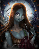 Sally Skellington by axouel2009