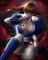 Kunoichi Of Destiny by axouel2009