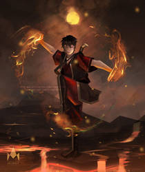Zuko by axouel2009