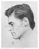 Portrait of Willem Dafoe by DanielMontoyaStudio