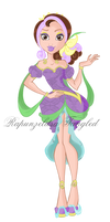 Contest entry for EverAfterHigh make a dress by RapunzelitsaTangled