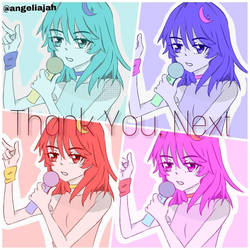 Thank You , Next  by KuruuKuru