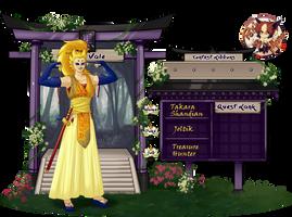 Pokimono app: Takara Shandian by Giltine13