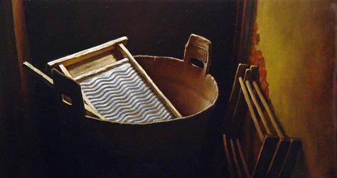Dutch Washboard by ericdalrymple