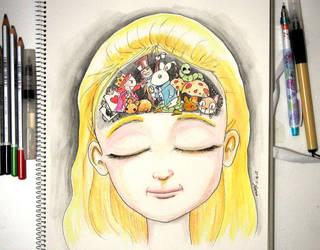 Wonderland in Alice by wrexjapan