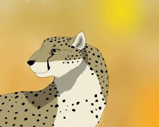 A true majesty by magicwolf2012