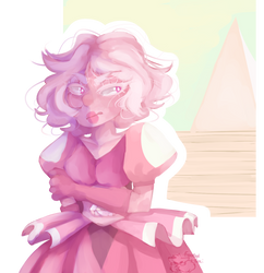 Pink Diamond by foxshadow17