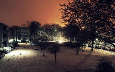 Let It Snow ! by Nielio