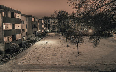 My first HDR! by Nielio