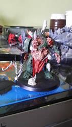 Nurgle Demon Prince WIP by ShortBusStudios
