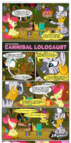Cannibal Lolocaust by PixelKitties
