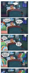 Stephen King's Sleepless in Ponyville by PixelKitties