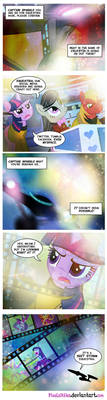 Proper Drama Requires Lens Flare by PixelKitties