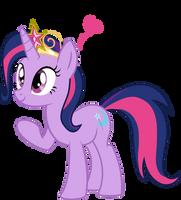 Trixie Goes Purple by PixelKitties