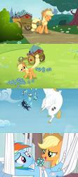Applejack Loves Chaurus Eggs by PixelKitties