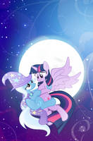 Great and Powerful Valentine 2014 by PixelKitties