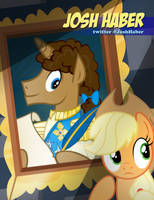 Josh Haber Babscon Autograph Pic by PixelKitties