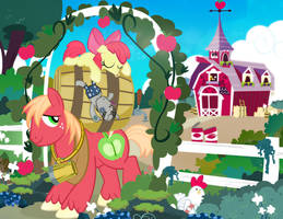 Peter New Autograph Pic- Market Day Updated by PixelKitties